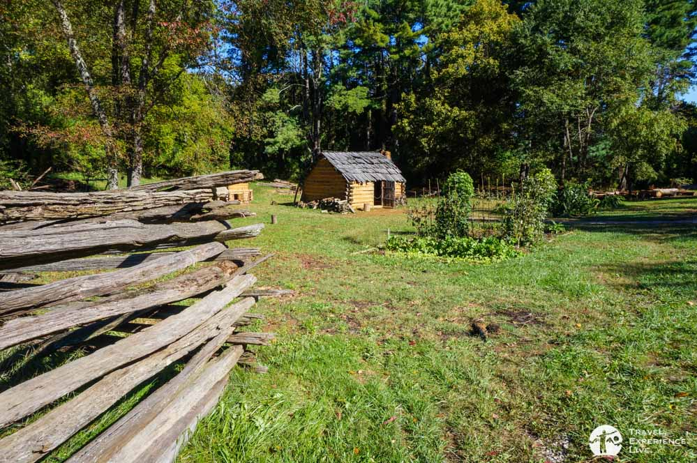 1740s American Farm, Frontier Culture Museum