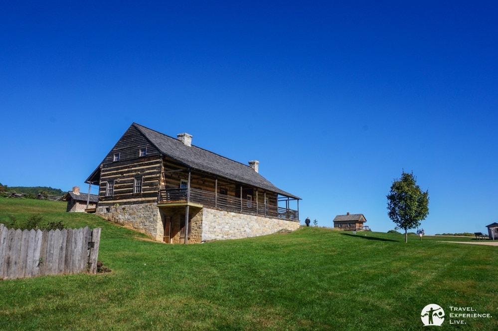 1820s American Farm, Frontier Culture Museum