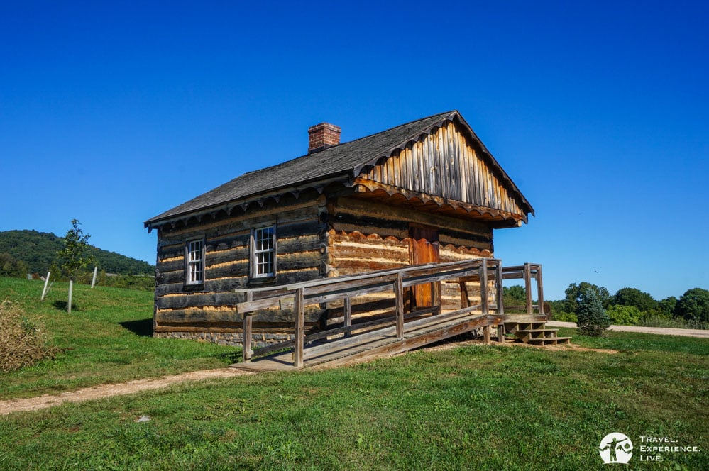 Early American School House, Frontier Culture Museum