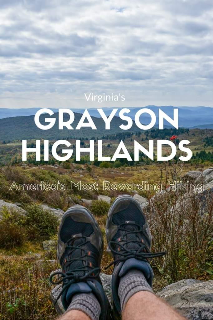 Virginia's Grayson Highlands State Park, America's Most Rewarding Hiking