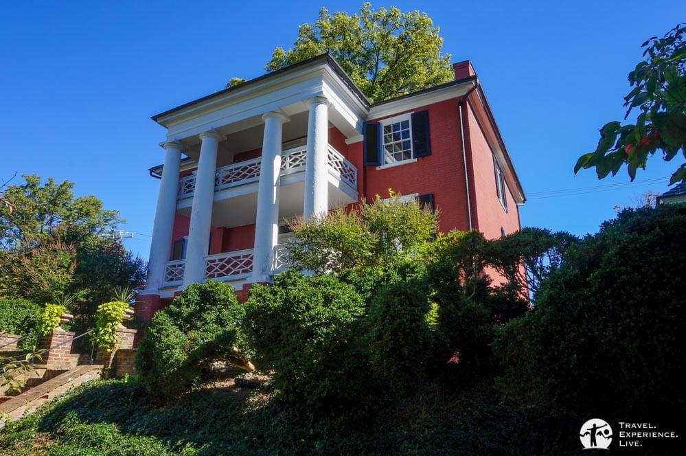 Woodrow Wilson Birthplace, Staunton, Virginia