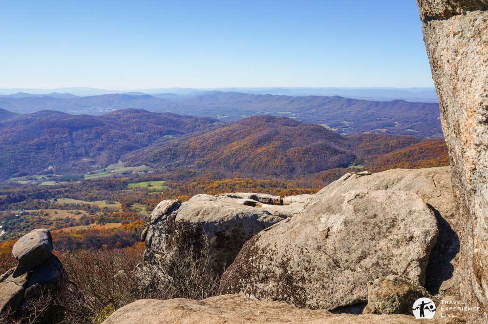 Driving The Blue Ridge Parkway In Fall Virginia Travel