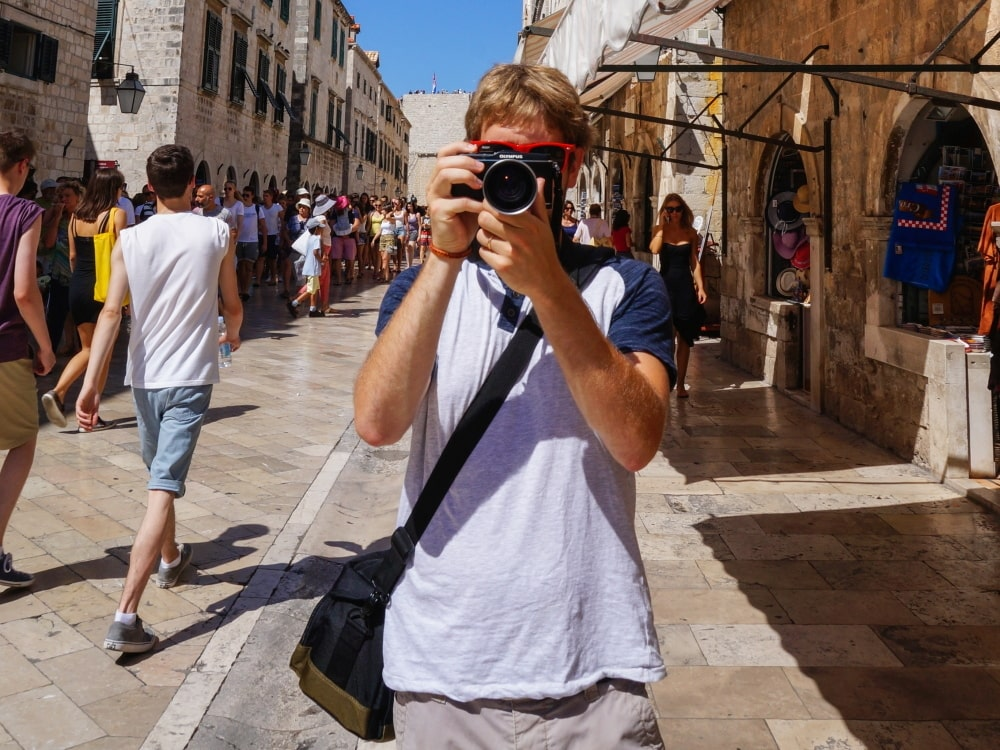 Bram Reusen - Adventure travel writer and photographer