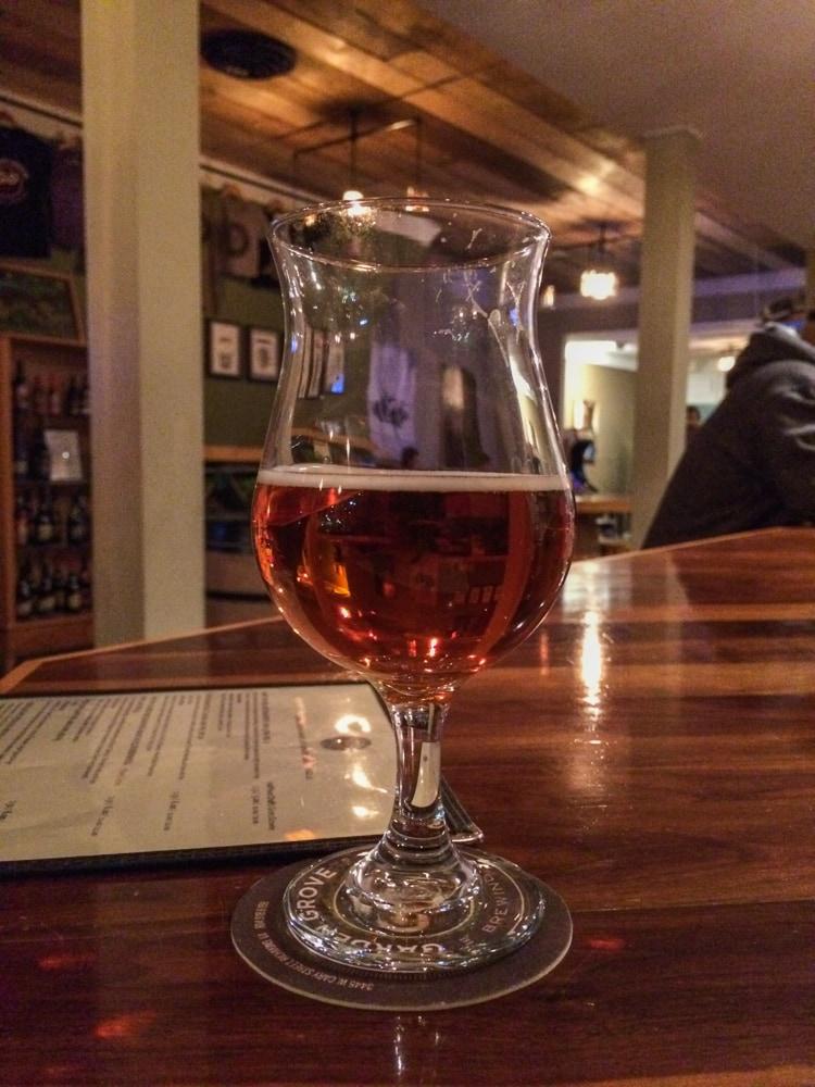 Garden Grove Brewing Company Richmond VA Travel