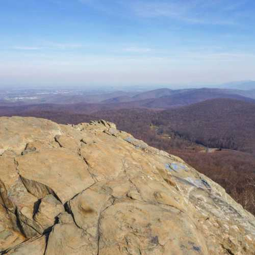 Humpback Rocks, Blue Ridge Parkway