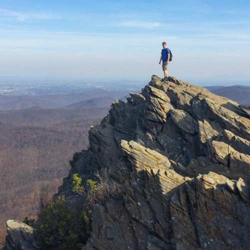 Humpback Rocks Trail
