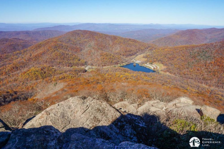 Sharp Top Mountain Trail