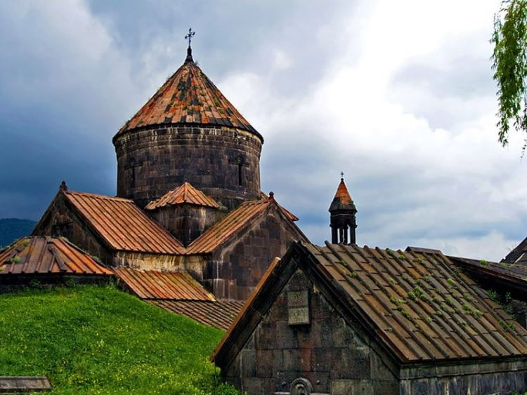 Mountain Holidays in the South Caucasus: Haghpat Monastery