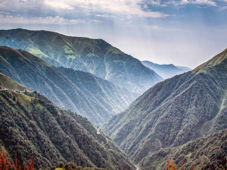 Mountain Holidays in the South Caucasus: Khevsureti
