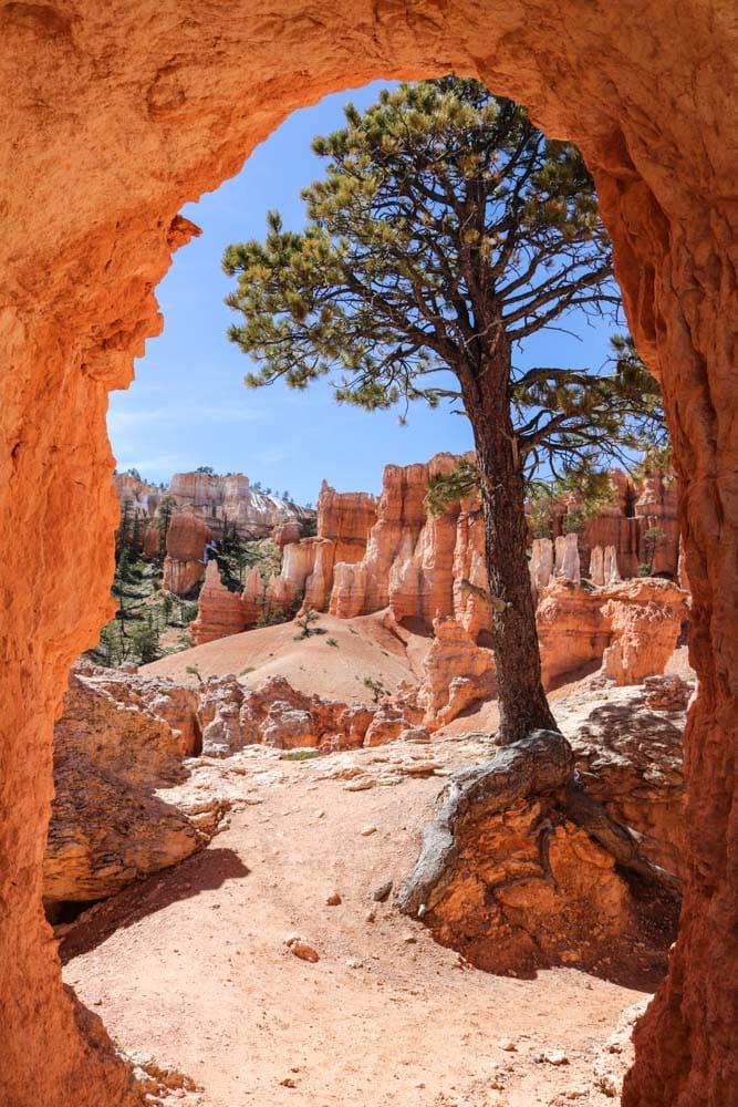 Peek-A-Boo Trail, Bryce Canyon National Park, Utah