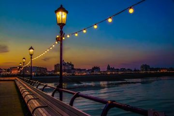 Brighton Pier, Britain Seaside Towns