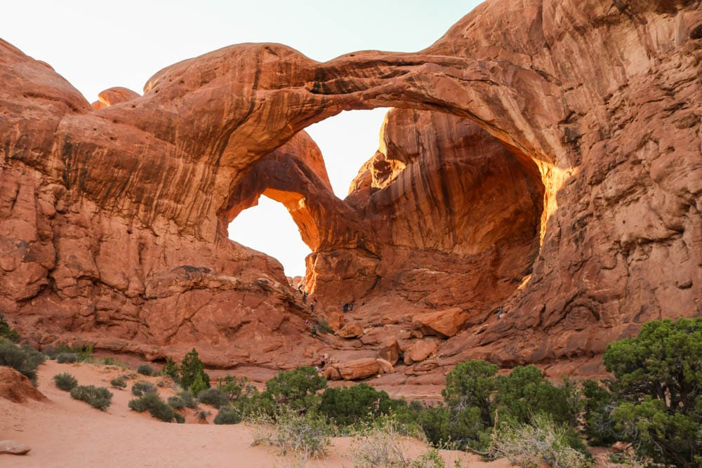 Arches National Park Utah Travel Experience Live