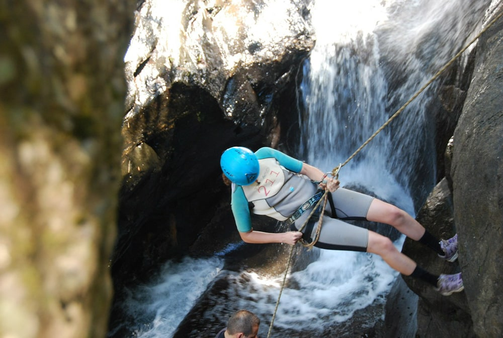 Canyoning - Adventures in Italy