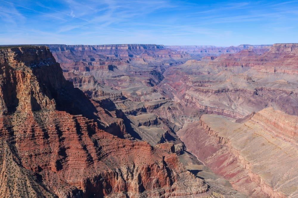 Lipan Point, Grand Canyon National Park
