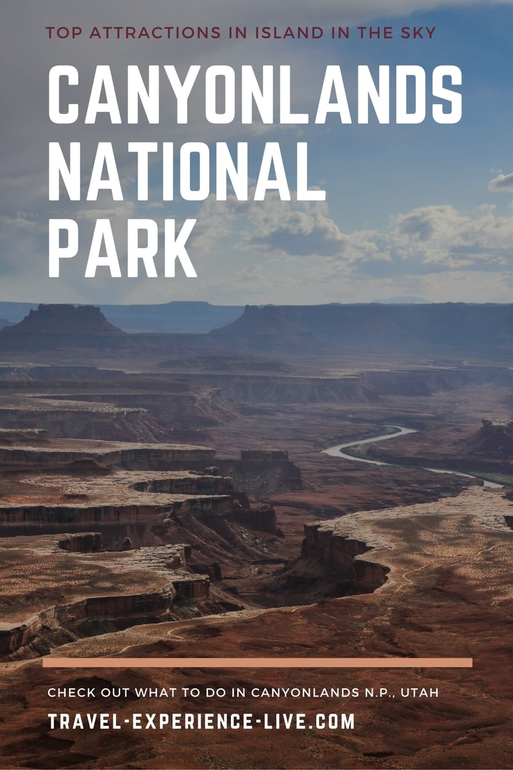Things to Do in Canyonlands National Park - Top Island in the Sky Attractions