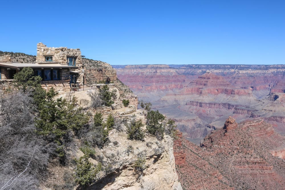 Yavapai Geology Museum, Grand Canyon