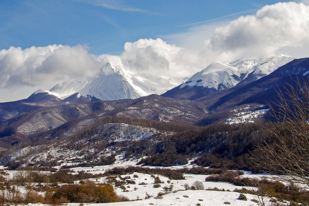 Abruzzo National Park, Italy - National Parks in Italy