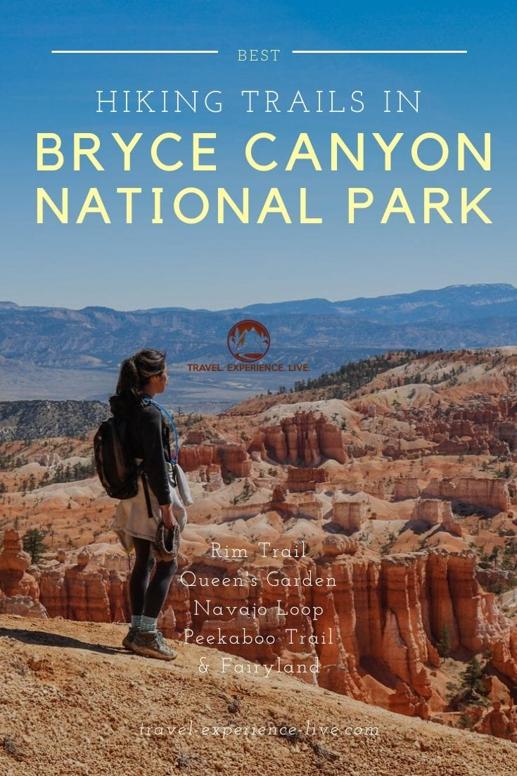Best Hiking Trails in Bryce Canyon National Park, Utah