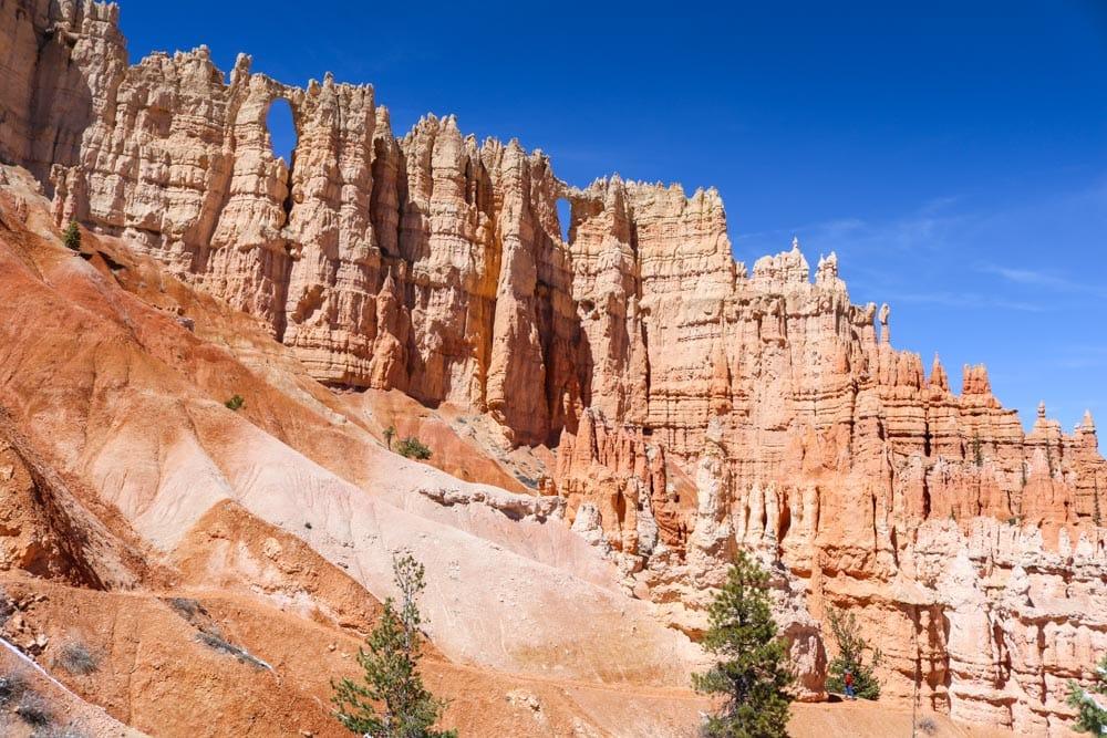Wall of Windows, Bryce Canyon National Park, Utah