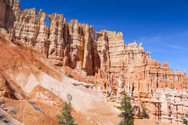 Wall of Windows, Bryce Canyon National Park, Utah