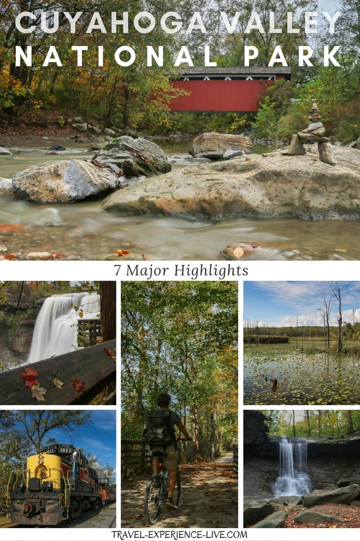 Top Attractions in Cuyahoga Valley National Park, Ohio