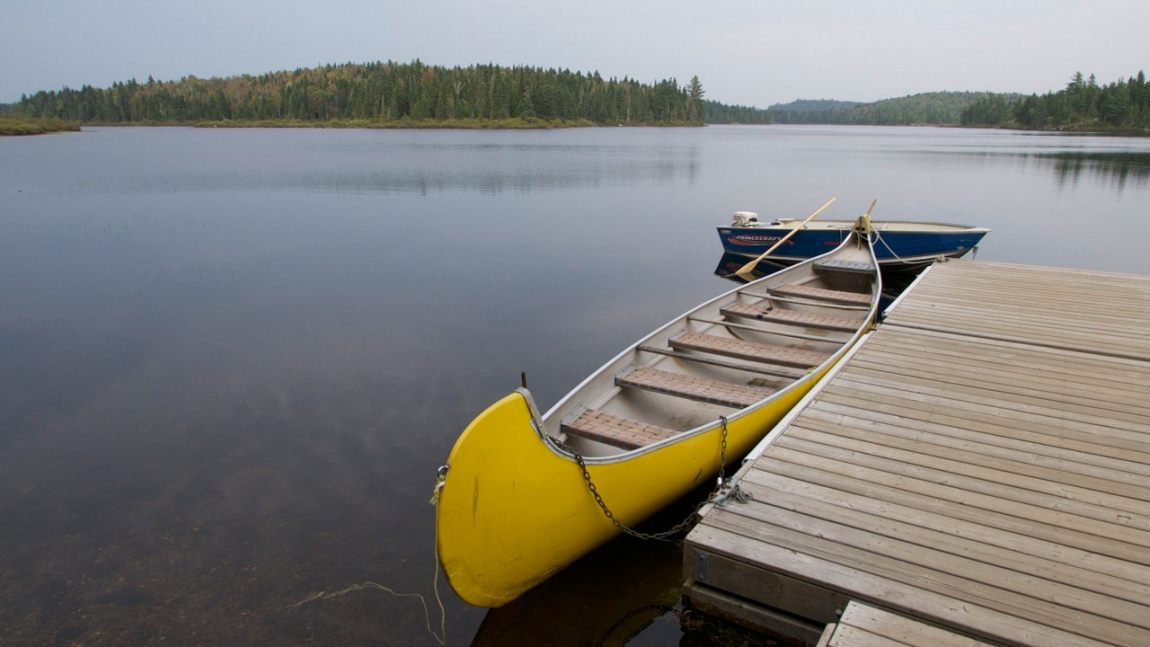 Parc National de Mauricie - Outdoor Places to Visit in Quebec