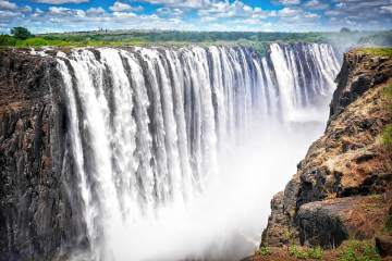 Victoria Falls - Why Travel to Africa
