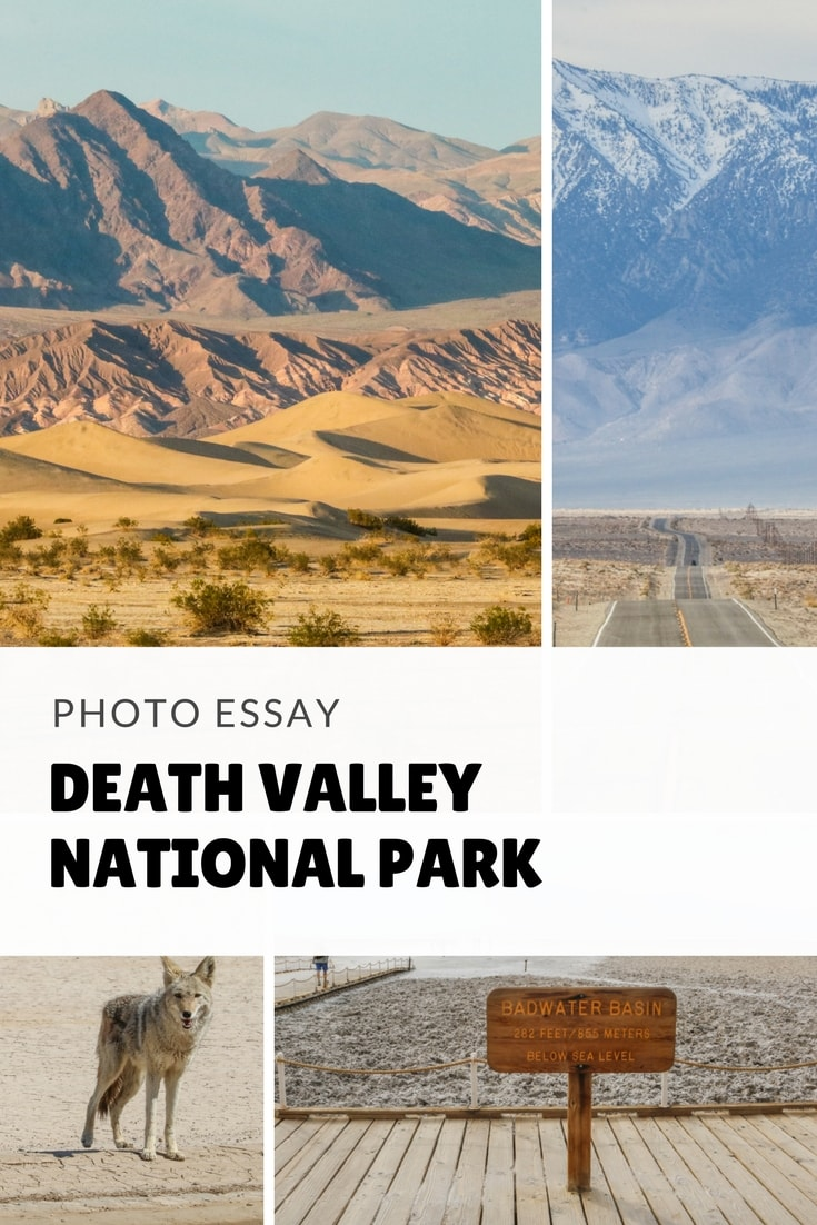 california s death valley photo essay travel experience live  photo essay of death valley national park california