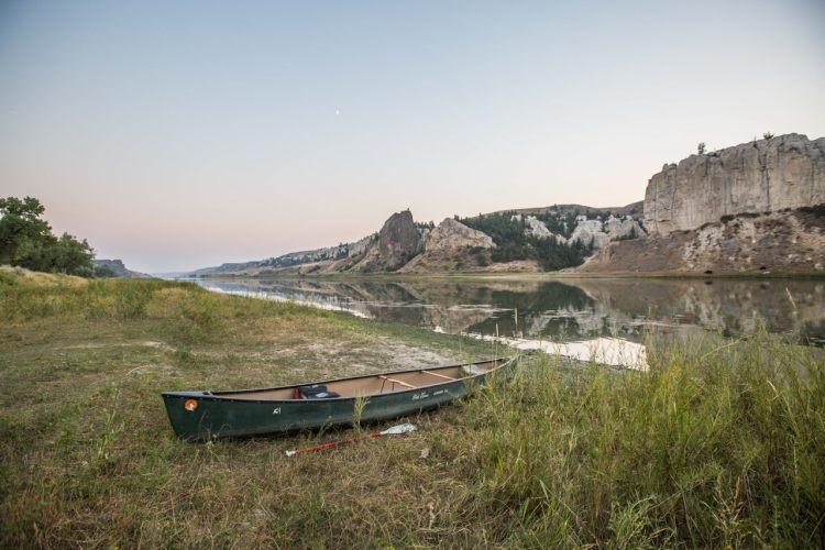 Upper Missouri River Breaks National Monument - Ten Adventures in National Monuments