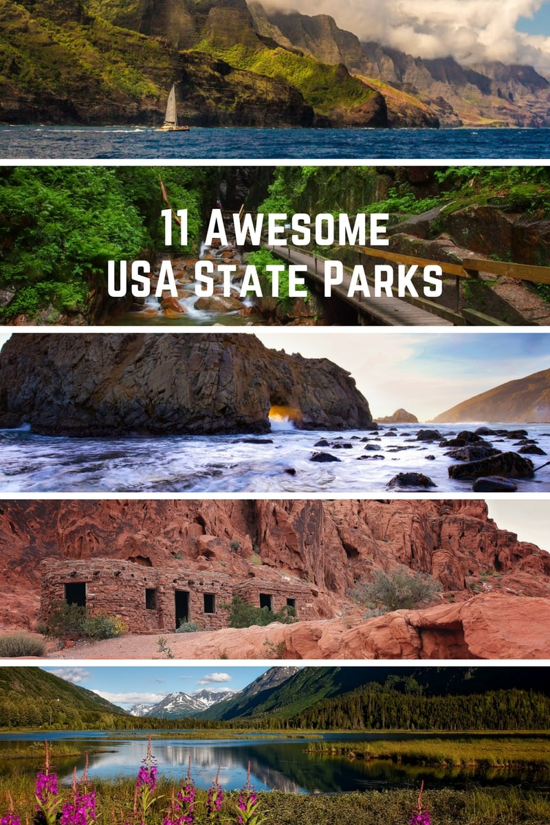 11 Awesome State Parks in the USA - Best American State Parks