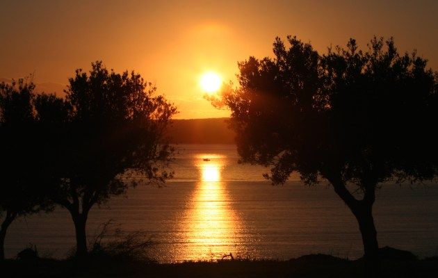 Navarino Bay Sunset