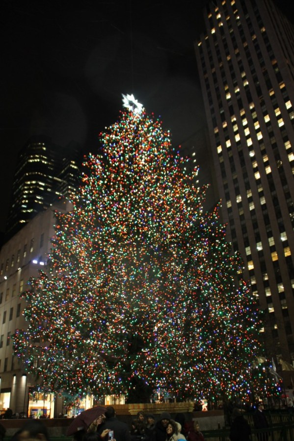 Sapin du Rockefeller Center