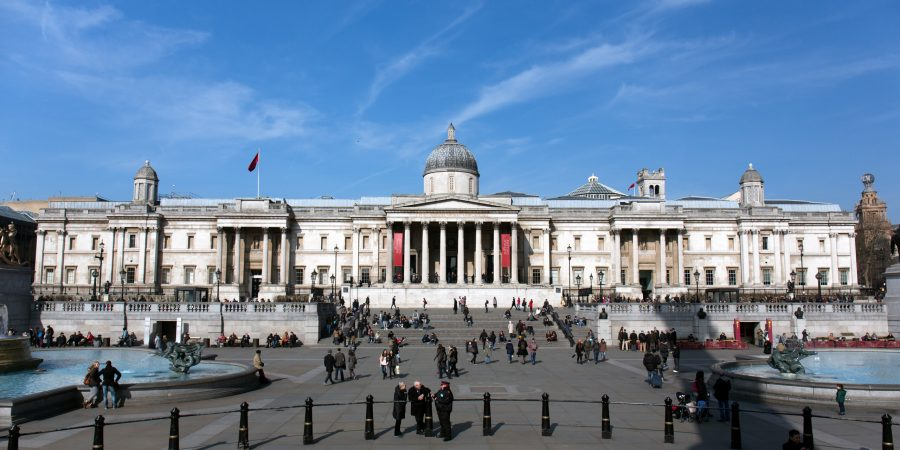 National Gallery © Wikipedia