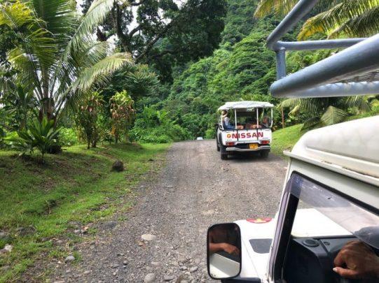vallée papenoo tahiti