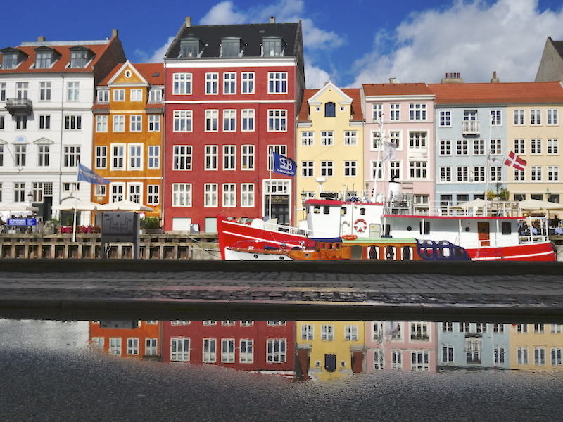 nyhavn-Copenhague