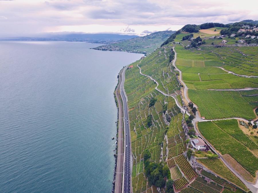 Un grand week-end au bord du lac Leman à la découverte de Lausanne et Montreux