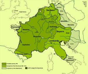 Frankish country