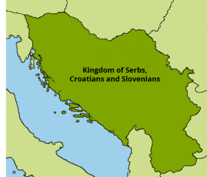 Kingdom of Serbs, Croatians and Slovenians
