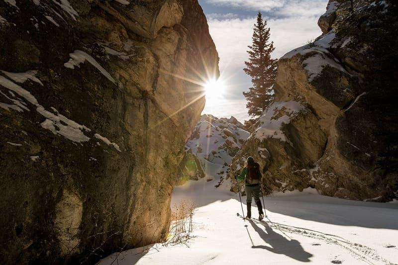 Que faire au canada - skier au canada
