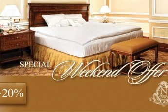 Weekends at Nobil Luxury Boutique Hotel