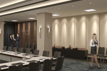 Meeting rooms, Radisson Blu Leogrand Hotel