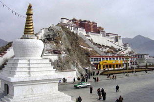 Lhasa tour 3 night 4 days