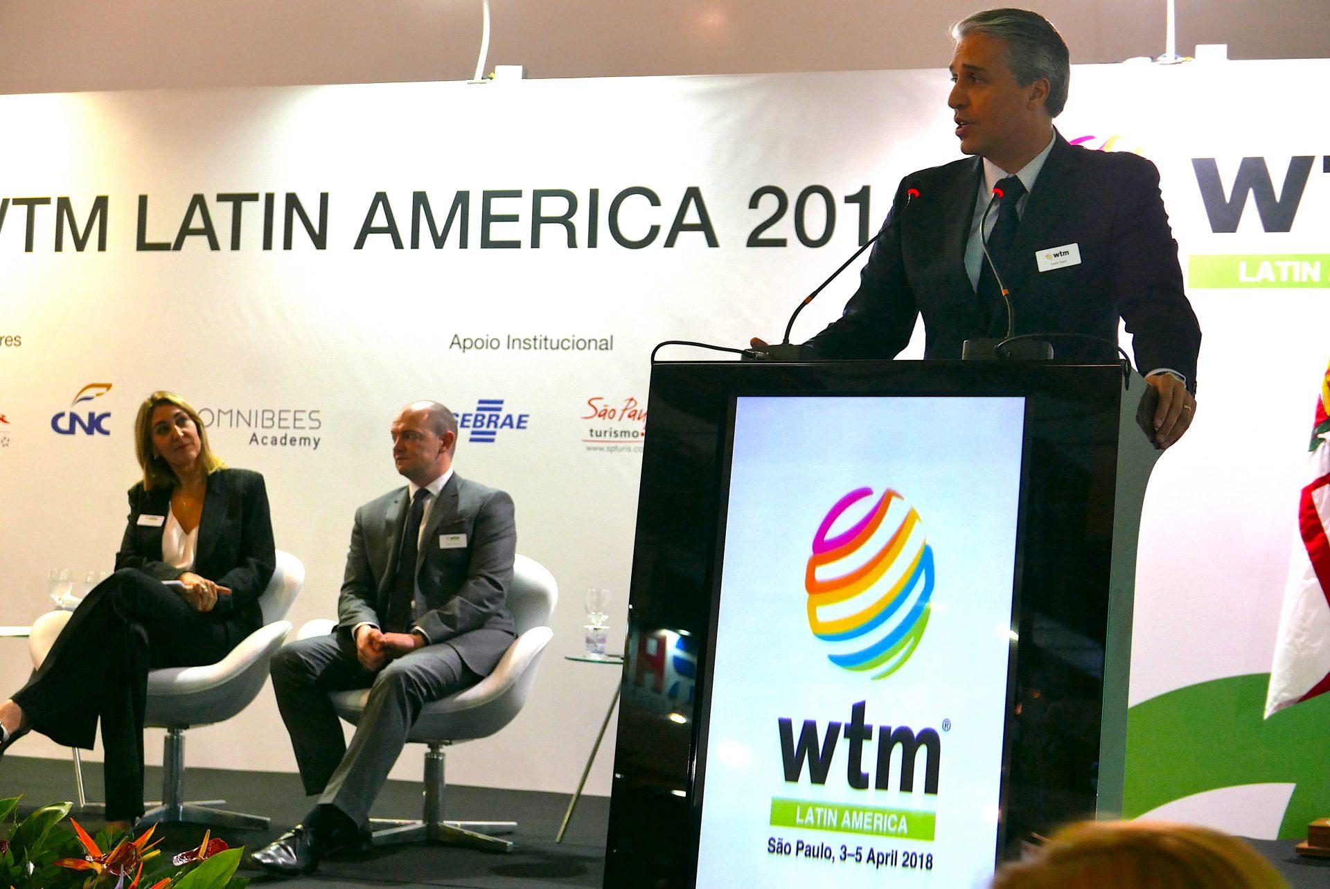 Resultado de imagen para WTM Latin America 2018 Sao Paulo