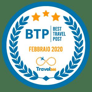 Badge BTP Febbraio 2020