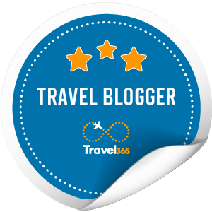 badge migliori blogger Travel365