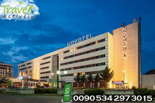 فندق متوسط على البحر نوفتيل طرابزون Novotel Trabzon