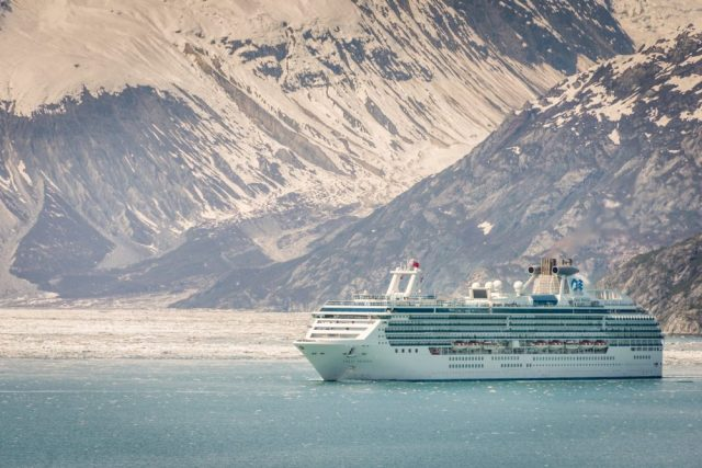 Alaska is an ideal itinerary for those looking to avoid seasickness