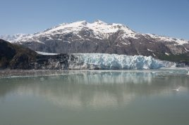 The Majestic Margerie Glacier