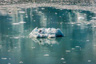 Iceberg in Alaska