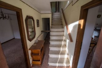 Stairs going to Upper Floor